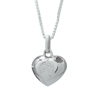 SilverCremation-Heart